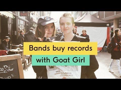 Goat Girl – Bands Buy Records Episode 13