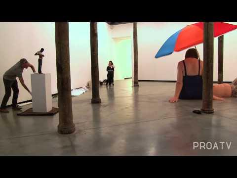 Ron Mueck. Making of en Fundación Proa