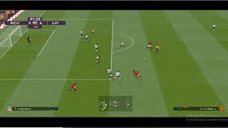 Trực Tiếp Liverpool vs Mu - Vòng 23 Pes premier league 2020