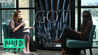 "Hannah Murray Talks About The Eighth Season Of ""Game of Thrones"""