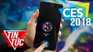 FPT Shop - CES 2018: Những mẫu smartphone được ra mắt đáng chú ý