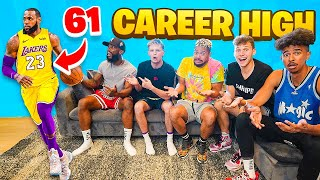 INSANE Guess That NBA Player's Career High Points