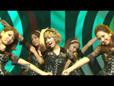 【TVPP】SNSD - Hoot, 소녀시대 - 훗 @ Comeback Stage, Show Music Core Live