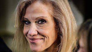 Kellyanne Conway Is Furious That The Media Covers Trump's Moronic Tweets - The Ring Of Fire