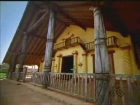 CONOCIENDO BOLIVIA: MISIONES JESUITICAS STA. CRUZ DE LA SIERRA 2da Parte