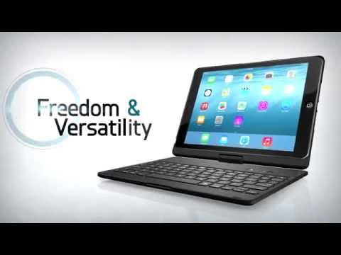 Targus VersaType 4-in-1 Keyboard Case Video
