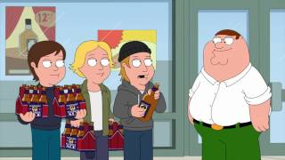 Family Guy - Peter is not Cool
