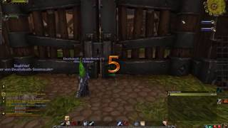 World Of Warcraft Bfa 8.1 balance Rogue Outlaw Frozen level 70 2vs2 PvP #003
