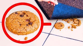 If You Find a Cookie Under Your Doormat, Call the Police!