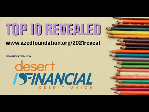 Desert Financial Credit Union CEO Jeff Meshey Announces Nominees with Former Teacher of the Year