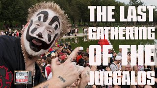 THE LAST GATHERING OF THE JUGGALOS