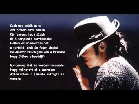 Baixar Michael Jackson - You're not alone magyar felirattal