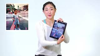 Advice to Younger Self | Mirai Nagasu