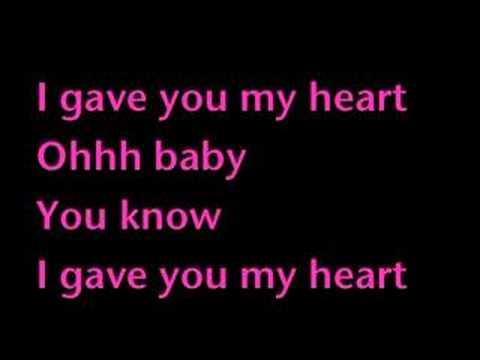 Don't Go Breakin' My Heart (Original Version)
