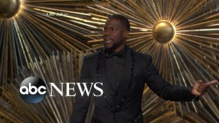 Kevin Hart named host of 2019 Oscars