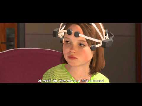 Ellen Page Beyond Two Souls Shower Glitch - Beyond Two ...