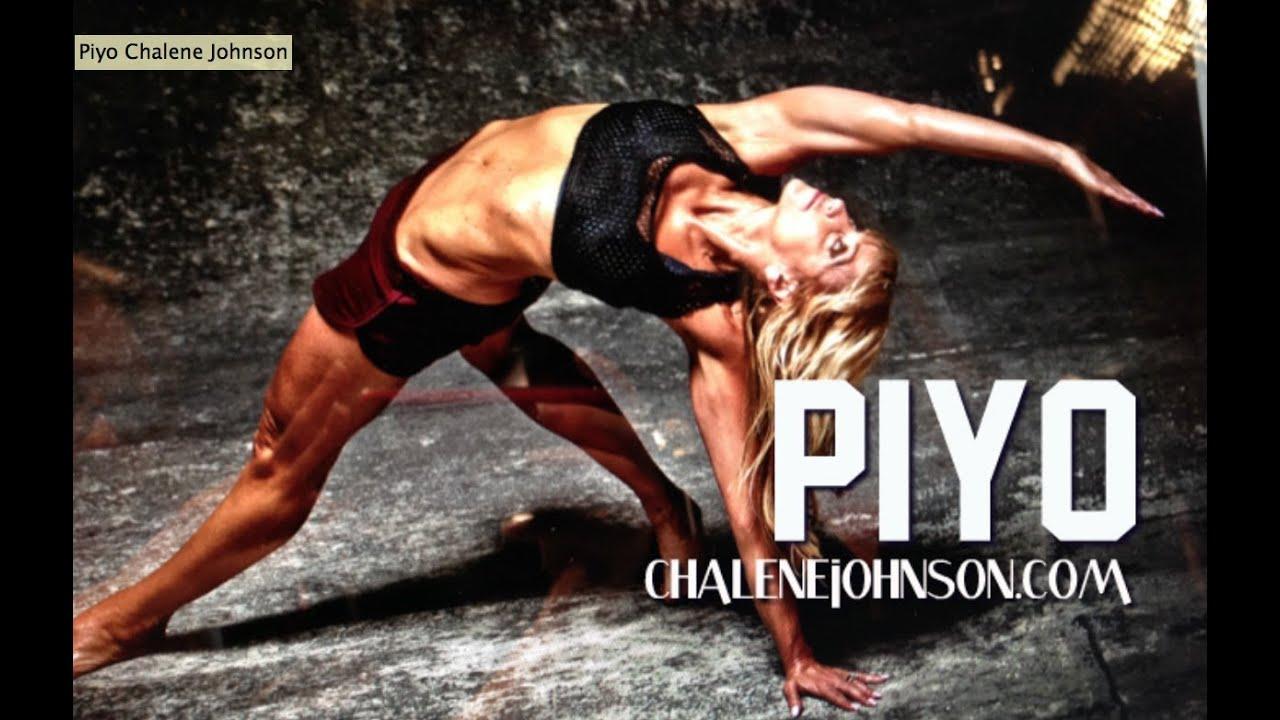 Chalene Johnson PiYo Workout BEACHBODY - YouTube