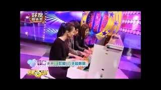 娛樂百分百-周董&宇豪 鋼琴神技