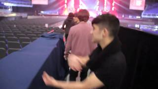 One Direction Tour Video - The 02