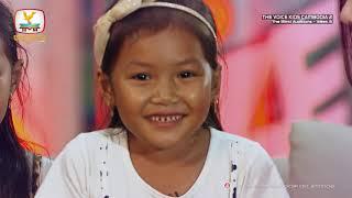 ជា សុខលាប - សុំទោស (Blind Audition Week 6 | The Voice Kids Cambodia Season 2)