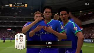 LAG SWITCH HARD OMG FUT CHAMPS IN FIFA 19