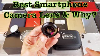 2019 Best iPhone Camera Lens Kit & Why (Wide Angle / Macro): iPhone 7/8/X/XS/XR