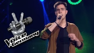 Sia - Angel By The Wings | Tiago Ribeiro da Costa | The Voice of Germany 2017 | Blind Audition