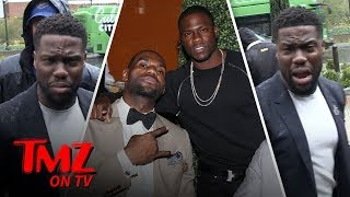Kevin Hart Offer's LeBron Money To Come To The Sixers | TMZ TV
