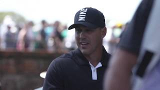 Follow Brooks Koepka and Jordan Spieth's 3rd round at the 2019 PGA Championship