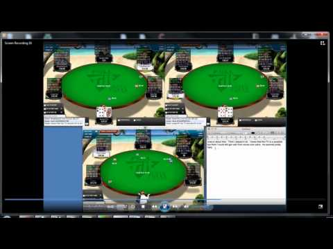 Outstanding Poker Training Video #234 - Sweat Session (Part 3)