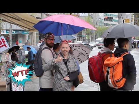 WTF - Couple Umbrellas