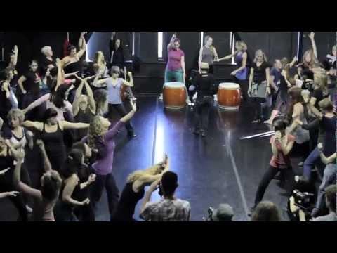 The Healing Power of Dancing in One Billion Rising