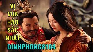 5 Vị vua chúa háo sắc nhất trong lịch sử Việt Nam