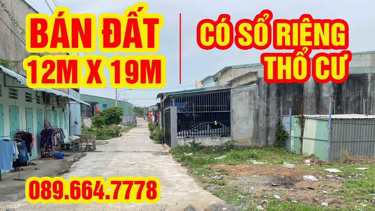 Có video, bán đất mặt tiền Khánh Bình 9 sát DT745 DT 234m2, thổ cư video
