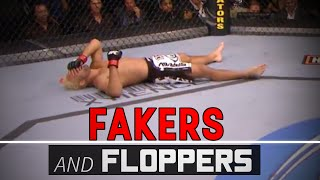 Biggest Fakers And Floppers In MMA