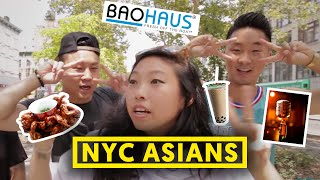 ASIANS IN NYC ft. Awkwafina