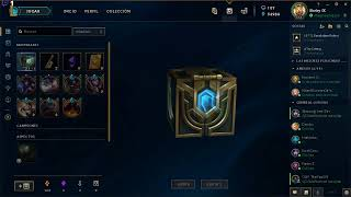 [League of Legends] Support | Plat III | Entrenando Supports con @Insured7 de ADC