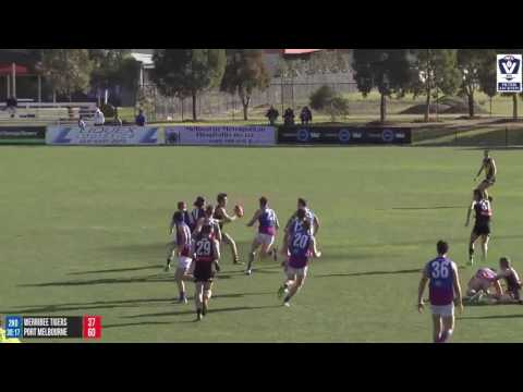 Round 15 Highlights: Werribee vs Port Melbourne