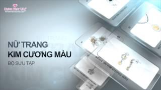 Hướng dẫn cách chọn nữ trang kim cương màu trên HungPhatUSA.com