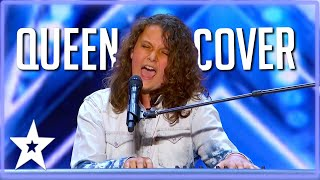 14-Year-Old Singer WOWS Simon Cowell With QUEEN Cover on America's Got Talent 2021   Kids Got Talent