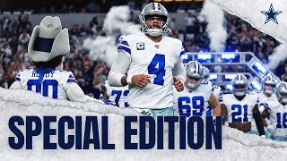 Special Edition: Dak Is Down To Bet On Himself | Dallas Cowboys 2020