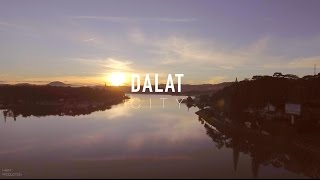 [4K] DA LAT CITY - The Sweet Melody [Drone] (Full Ver.)