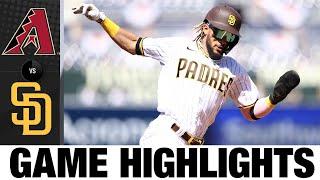 Padres vs. D-backs Game Highlights (4/1/21) | MLB Highlights