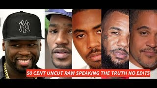 50 Cent UN-CENSORED Talks Cam'ron past issues, Nas Stories, Irv Gotti in Detail, Helping The Game