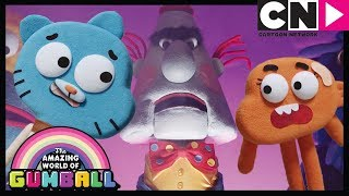 Gumball NEW |  |The Puppets | Cartoon Network