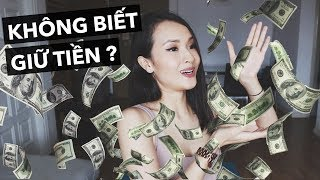 TIPS FOR PEOPLE WHO DON'T KNOW HOW TO SAVE MONEY | Vlog | Giang Oi