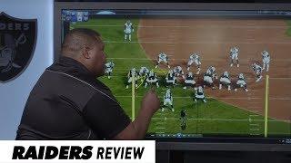 Raiders Review: Josh Jacobs vs. Broncos | Raiders