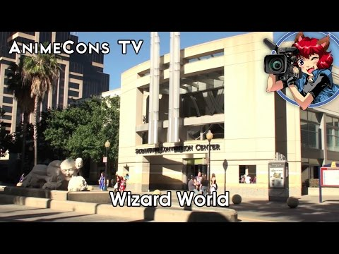 AnimeCons TV - Wizard World