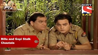 Police Billu And Gopi's Stalk Inspector Chandramukhi Chautala