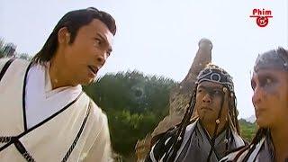 Trương Vô Kỵ So Chưởng Cùng Bộ Đôi Cao Thủ Của Triệu Mẫn Và Cái Kết | Ỷ Thiên Đồ Long Ký